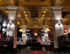 赛江南艺术餐厅设计(沿江店) 点击查看详情