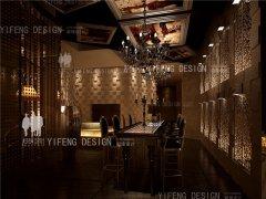 上虞新三源港式餐厅设计 点击查看详情