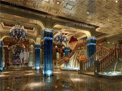 江西九江和天下娱乐会所 夜总会设计 点击查看详情