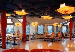 世界上最美丽的海底餐厅