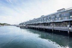 百年货运码头改造精品酒店:集古典与奢华于一身